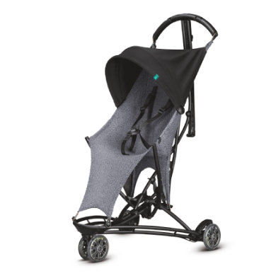 Quinny Buggy Yezz Air Black & white 2017