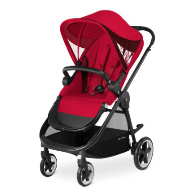 cybex GOLD Buggy Iris M-Air Infra Red Red