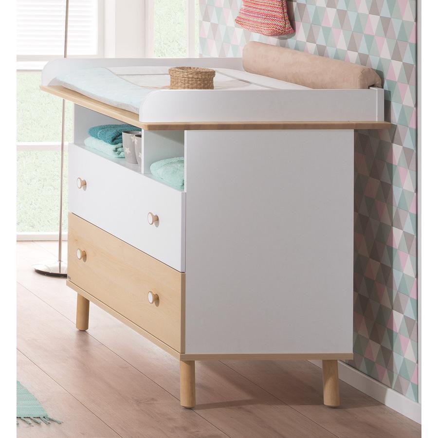 kommode schmal preisvergleich die besten angebote online kaufen. Black Bedroom Furniture Sets. Home Design Ideas