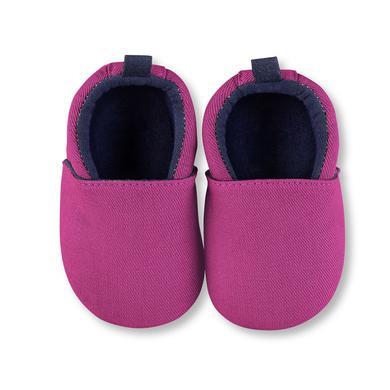 Babyschuhe - Sterntaler Girls Krabbelschuh magenta - Onlineshop Babymarkt