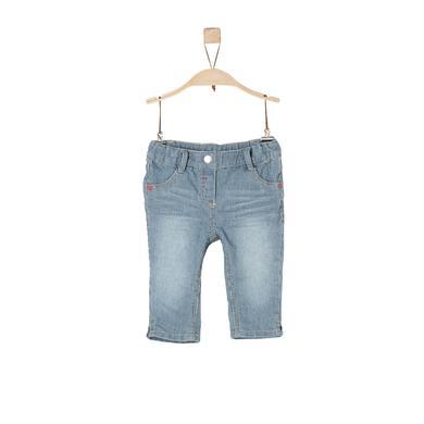 s.Oliver Girls Jeans blue denim stretch regular blau Gr.Babymode (6 24 Monate) Mädchen