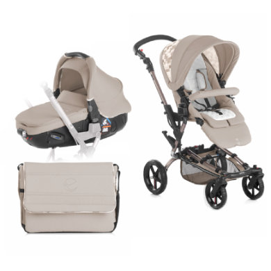 JAN� Buggy Epic inclusief Reiswieg Matrix Light 2 Lassen