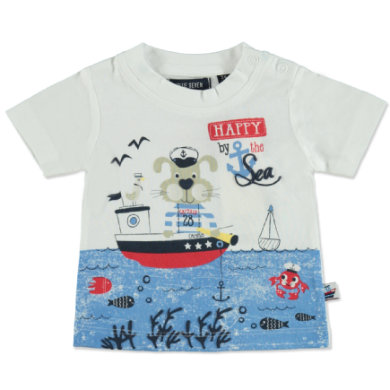 Babyoberteile - BLUE SEVEN Boys T–Shirt Print Hund - Onlineshop Babymarkt