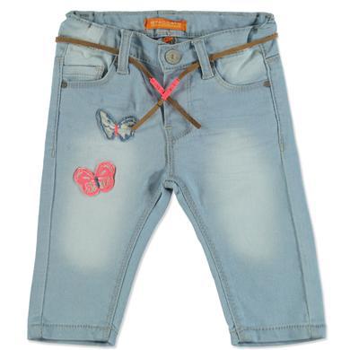 Staccato Girls Jeans light blue denim blau Gr.Babymode (6 24 Monate) Mädchen