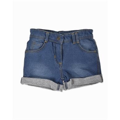 Minigirlhosen - BLUE SEVEN Girls Jeansshorts blau - Onlineshop Babymarkt