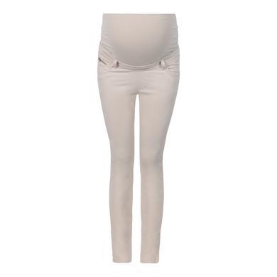 Image of bellybutton Pantaloni premaman cream tan