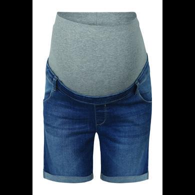 bellybutton Jeansshorts mit Überbauchbund - bla...