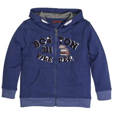 Salt and Pepper Boys Sweatjacke Boston blue melange blau Gr.Kindermode (2 6 Jahre) Jungen