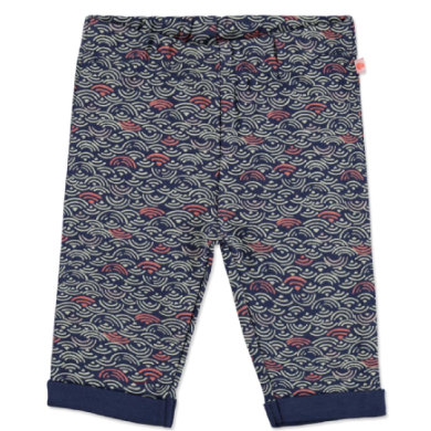 Staccato Girls Leggings indigo bunt Gr.Newborn (0 6 Monate) Mädchen