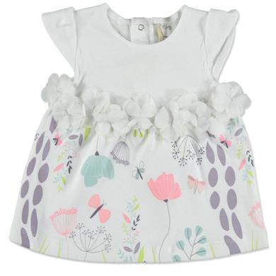 Dimo Girls Kleid Flower weiß Mädchen