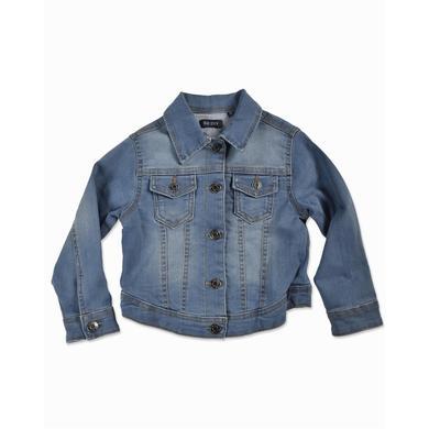 Minigirljacken - BLUE SEVEN Girls Jeansjacke blau - Onlineshop Babymarkt