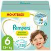 Pampers Premium Protection Windeln, Gr. 6, 13-18kg, Monatsbox (1 x 120 Windeln)