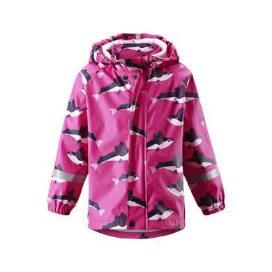 reima Regenjacke Vesi pink - Gr.110 - Mädchen