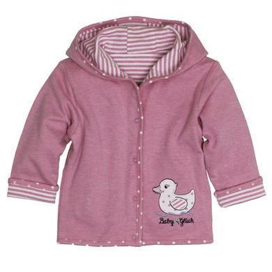 Salt and Pepper Baby Glück Girls Wendejacke Ente candy pink rosa pink Gr.Newborn (0 6 Monate) Mädchen