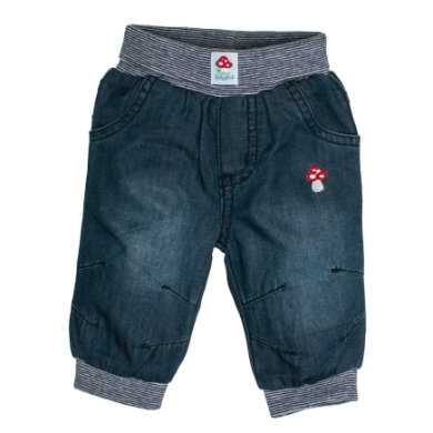 Babyhosen - SALT AND PEPPER Baby Glück Boys Jeanshose blue denim - Onlineshop Babymarkt