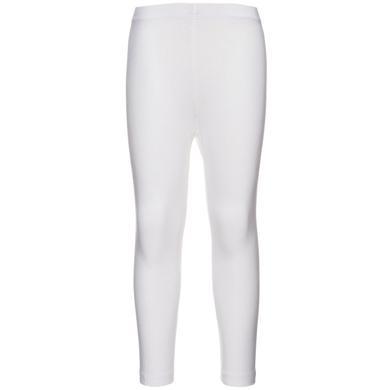 Minigirlhosen - name it Girls 3 4 Leggings Vivian bright white – weiß – Gr.Kindermode (2 – 6 Jahre) – Mädchen - Onlineshop Babymarkt