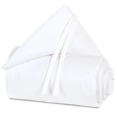 Bilde av Babybay Nest Organic Cotton Original Hvit / Hvit 149x25 Cm - Hvit