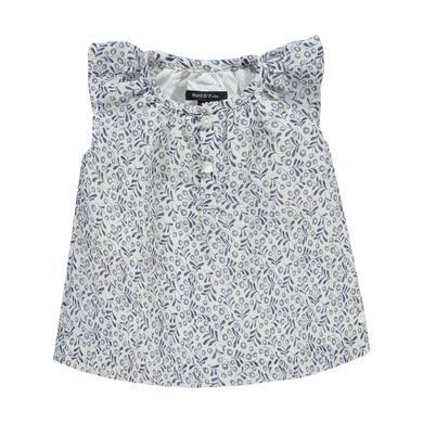 Minigirlroeckekleider - Marc O'Polo Girls Kleid flowers white - Onlineshop Babymarkt