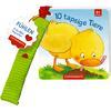 SPIEGELBURG COPPENRATH Mein erstes Fühl-Buch für den Buggy: 10 tapsige Tiere