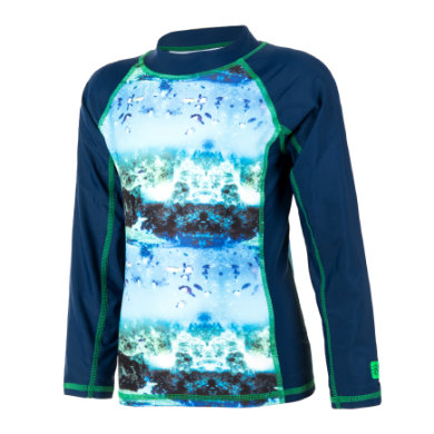 Image of COLOR KIDS Schwimmshirt Thera Estate Blue