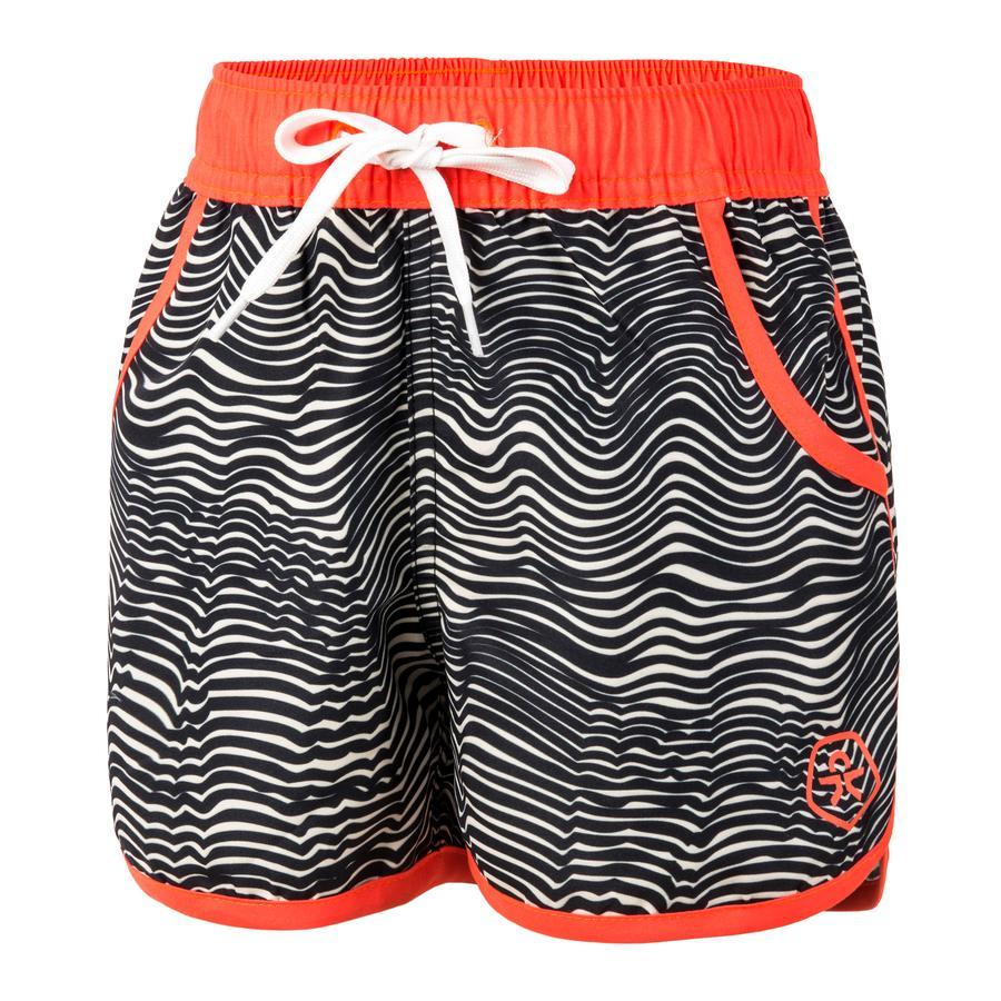 COLOR KIDS Boys Beach Shorts AOP