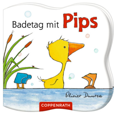 Image of Coppenrath Mein liebstes Badebuch: Badetag mit Pips