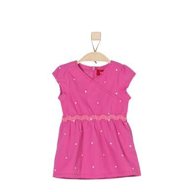 Minigirlroeckekleider - s.Oliver Girls Kleid pink - Onlineshop Babymarkt