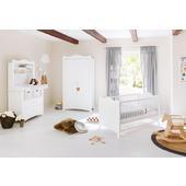 Pinolino Kinderzimmer Florentina 2 Türig Inklusive Regalaufsatz