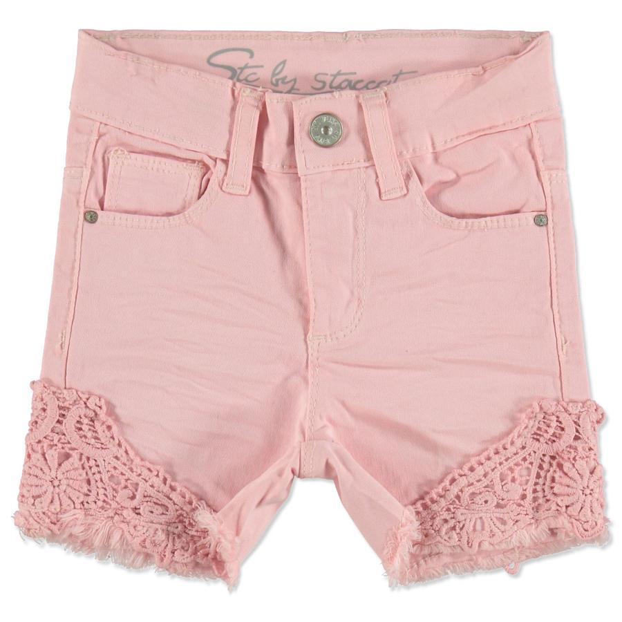 STACCATO Girls Colour Shorts powder