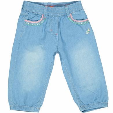 Staccato Girls Caprijeans mid blue denim blau Gr.Kindermode (2 6 Jahre) Mädchen