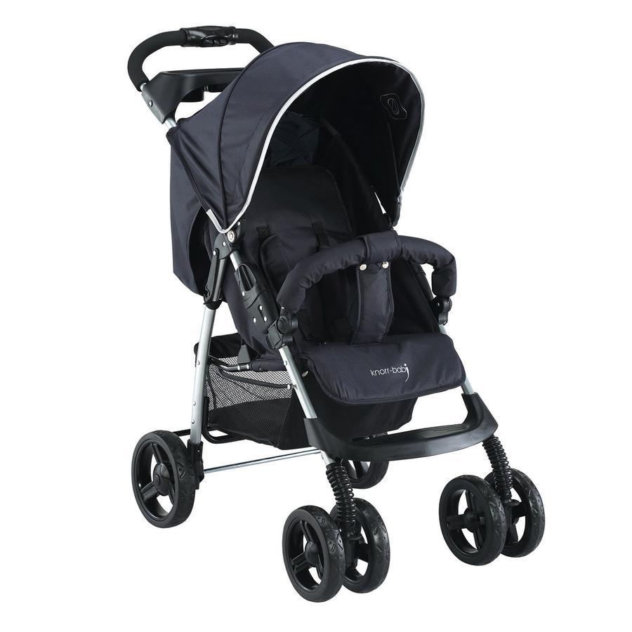 knorr-baby Sportwagen V-Easy-Fold Happy Colour schwarz