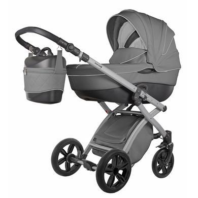 knorr-baby Barnvagn Alive Pure grå