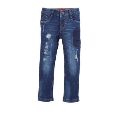 Miniboyhosen - s.Oliver Boys Jeans blue denim stretch regular - Onlineshop Babymarkt
