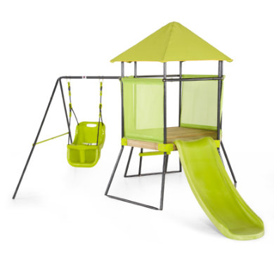 plum ® My First Schaukel- und Spielcenter - grün