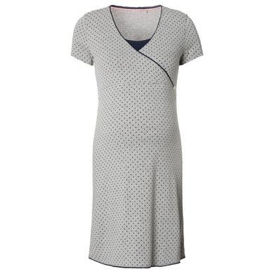 noppies Stillnachthemd Floor - grau - Damen