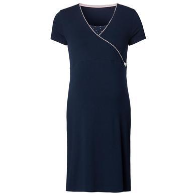 Stillnachthemd Kimm - blau - Gr.M - Damen