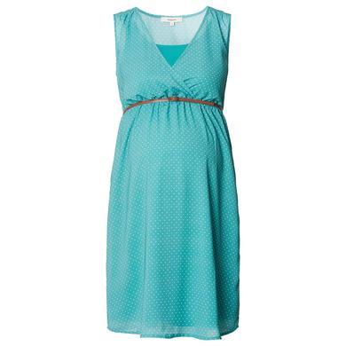 Schwangerschaftsmode für Frauen - noppies Umstandskleid Martit light green grün Gr.Umstandsmode Damen  - Onlineshop Babymarkt