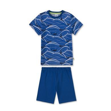 Miniboyswaeschenachtwaesche - Sanetta Boys Shorty 2–teilig saphir blue - Onlineshop Babymarkt