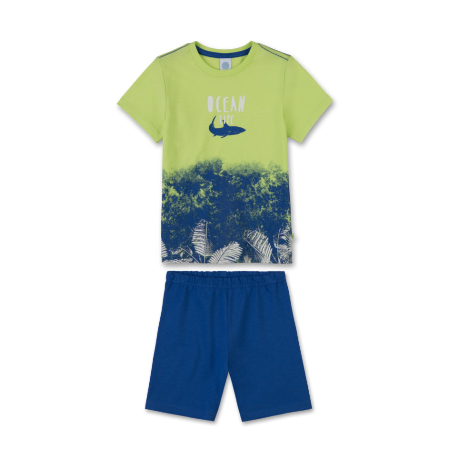 Sanetta Boys Shorty 2 teilig green