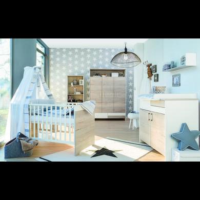 Schardt Nursery Clou Oak 3-dveře