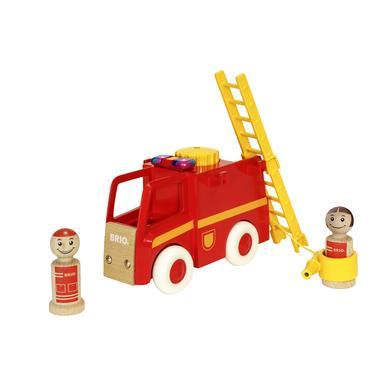 Brio ® My Home Town Feuerwehrauto mit Licht und Sound 30383