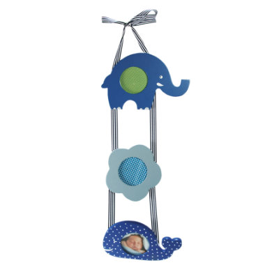 goldbuch 3x Frame - Baby world Whale