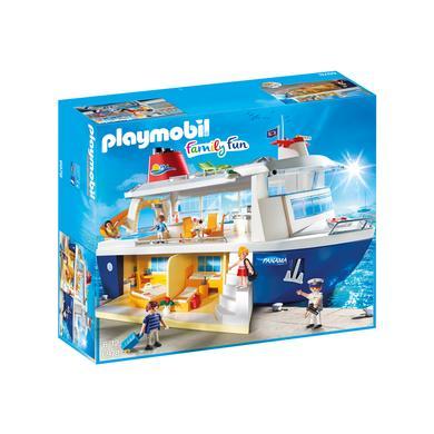 PLAYMOBIL® Family Fun Bateau de croisière 6978