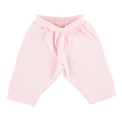 Little Sweathose Nature rosa rosa pink Gr.Newborn (0 6 Monate) Mädchen