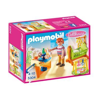 PLAYMOBIL� Dollhouse Babykamer met wieg 5304