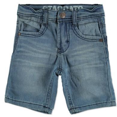 Miniboyhosen - STACCATO Boys Jogg–Denim Bermudas light blue denim - Onlineshop Babymarkt