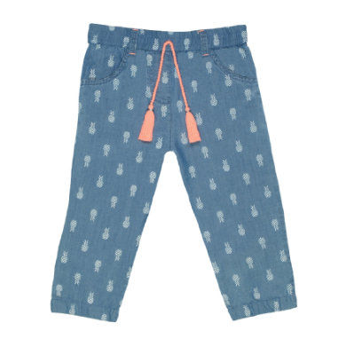 Staccato Girls Jumperpants blue denim - blau - Gr.128/134 - Mädchen