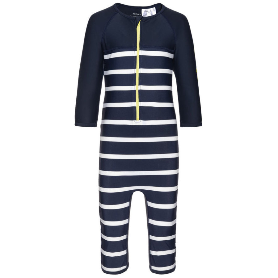 name it Boys Schwimmanzug UV Zens dress blues
