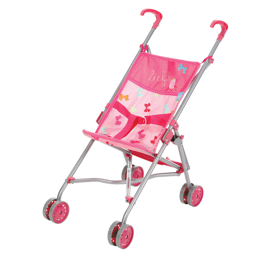 knorr® toys Puppenbuggy Sim - Lief!