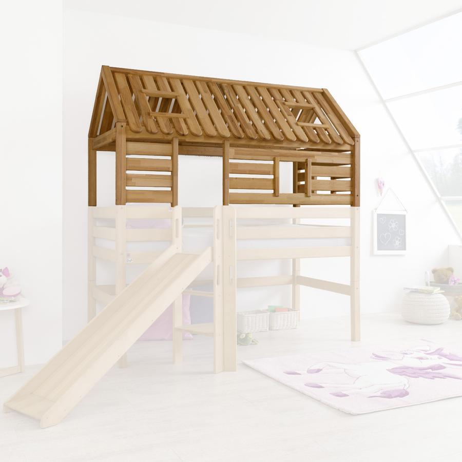 wohnwand kernbuche massiv preisvergleich die besten angebote online kaufen. Black Bedroom Furniture Sets. Home Design Ideas
